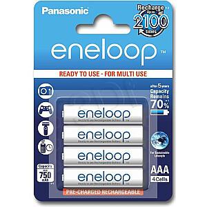 Panasonic Akumulator Eneloop AAA / R03 750mAh 4szt.
