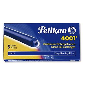 Ink cartridges GTP / 5 Royal Blue