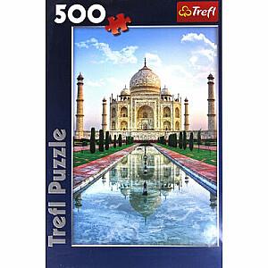 Puzle Taj Mahal, 500 gb.