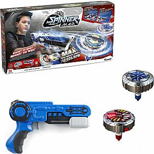 Silverit Dual Shot Blaster viesuļvētras vērpēja palaidējs
