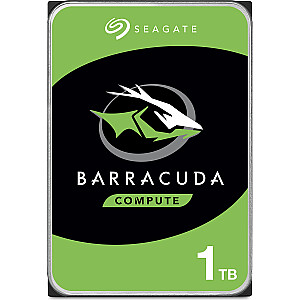 "Seagate BarraCuda 1 TB 3,5 ""SATA III (ST1000DM010) disks"