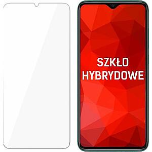 3MK FlexibleGlass Hybrid stikls priekš Xiaomi Redmi Note 8 Pro
