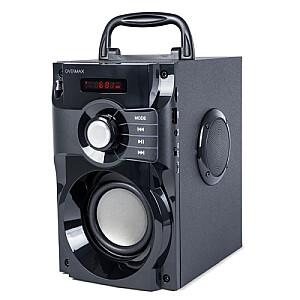 SOUNDBEAT 2.0 USB/MICROSD MP3 BLUETOOTH + FM BEZVADU SKAĻRUŅI