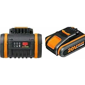 Worx baterijas 20V (WA3551)