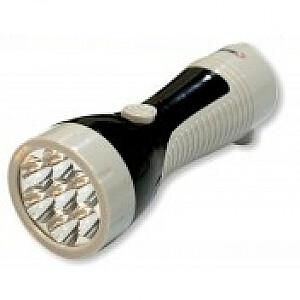 327618 uzlādējams lukturis 7 LED