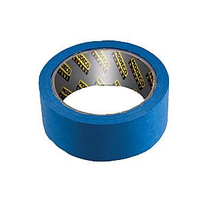 Modeco papīra maskēšanas lente zila 25mm 25m (MN-05-140)
