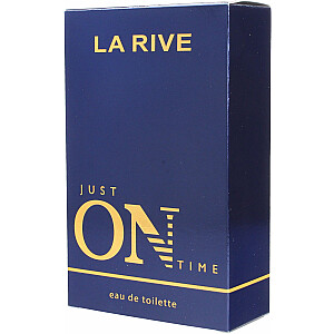 La Rive Just on Time EDT 100ml