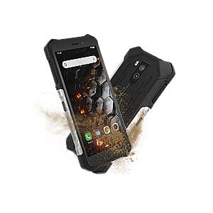 myPhone Iron 3 LTE Dual SIM sudrabs
