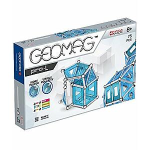 GEOMAG 023 Pro-L 75 daļas, magnētiskas konstrukcijas komplekts