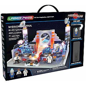 Konstruktors Laser Pegs Mission Control