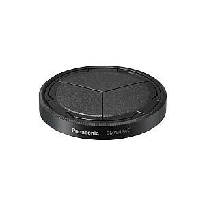 Objektīva vāciņš Panasonic DMW-LFAC1GUK priekš DMC-LX100, melns