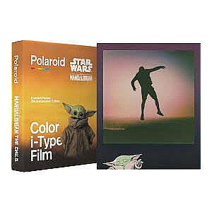 Polaroid Color i-Type Film STAR WARS MANDALORIAN