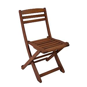 Krēsls ROUEN 47x53xH84cm, izvelkams, koks