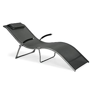 Saules krēsls BATYA, pelēks