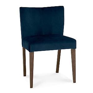 Ēdamistabas krēsls Home4you Turin 11301 Dark Blue