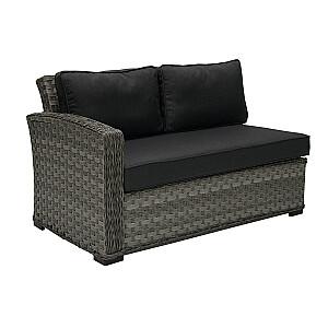 Modulārais dīvāns GENEVA ar kreiso roku balstu