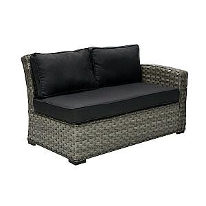 Modulārais dīvāns GENEVA ar labo roku balstu