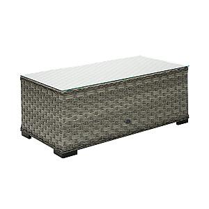 Kafijas galdiņš GENEVA 105x51xH39cm