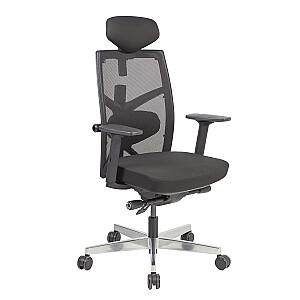 Biroja krēsls TUNE, melns