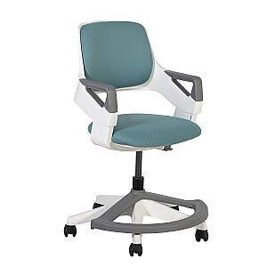 Bērnu barošanas krēsls ROOKEE, zilgani zaļš