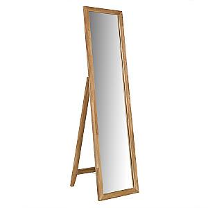 Grīdas spogulis MONDEO 40x160cm, ozols