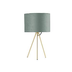 Galda lampa TRINITY H42cm, meža zaļa