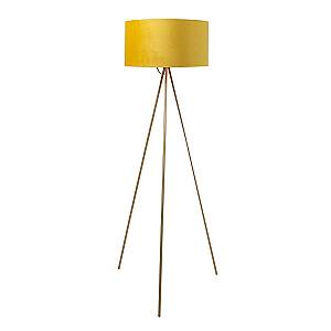 Stāvlampa TRINITY H151cm, dzeltena