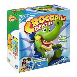 Spēle Krokodils zobārsts
