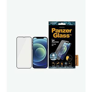 PanzerGlass iPhone 12 Mini Antibacterial Black