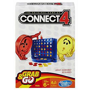 Spēle Savieno 4 (Connect 4), ceļojumu formāts