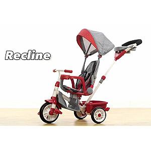 Little Tikes trīsriteņu velosipēds Red 5in1 Deluxe