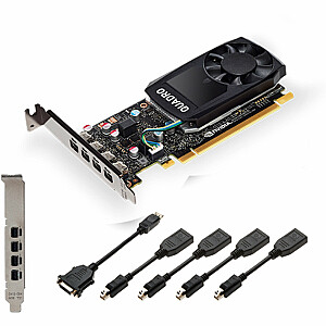 PNY Quadro P1000 4GB VCQP1000V2-PB