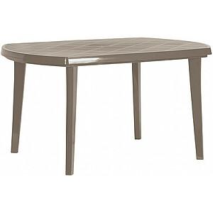 Dārza galds Elise bēšs