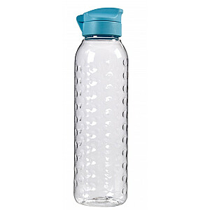 Pudele Dots Bottle 0,75L caurspīdīga/zila