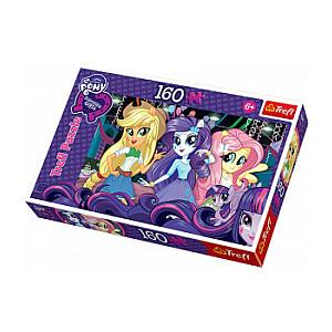 """Puzle """"Equestria, My Little Pony"""", 160 gb."""