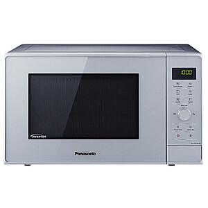 Mikroviļņu krāsns ar grilu un tvaiku Panasonic NN-GD36HMSUG
