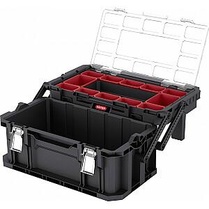"Instrumentu kaste Connect Cantilever Toolbox 22"" 56,5x31,7x25,1cm"