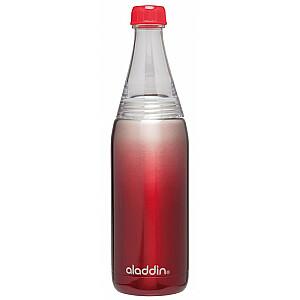 Pudele-termoss Fresco Twist & Go Thermavac 0,6L nerūsējošā tērauda sarkana