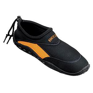 Ūdens apavi unisex 9217 30 42 melni / oranži