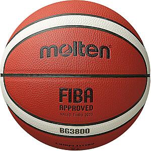 Basketbola bumba Molten B7G3800 FIBA sint. āda