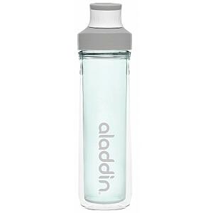 Pudele ar dubulto sienu Active Hydration 0,5L balta