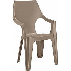 Dārza krēsls Dante High Back bēšs