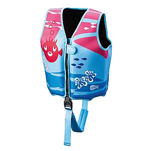 Peldēšanas veste SEALIFE S 4 rozā