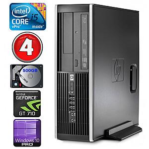 HP 8100 Elite SFF i5-650 4GB 500GB GT710 2GB DVD WIN10Pro