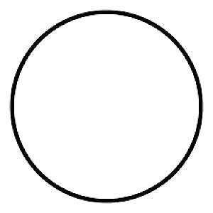"Piparkūku/cepumu formiņa S ""Ring"" 4cm"