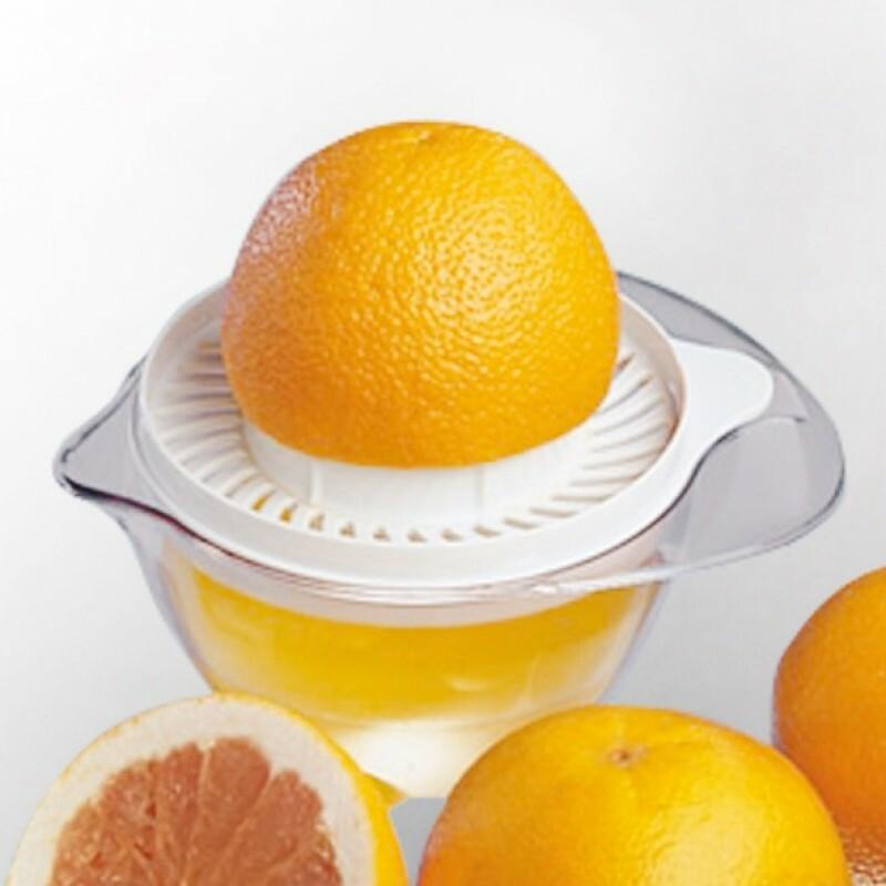 Citrusaugļu sulu spiede