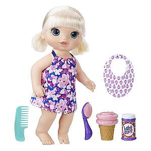 BABY ALIVE Baby Blond Lelle ar saldējumu