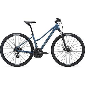 Woman Cross Bike Liv Rove 4 zils (2021.g.) Rāmja izmērs: XS