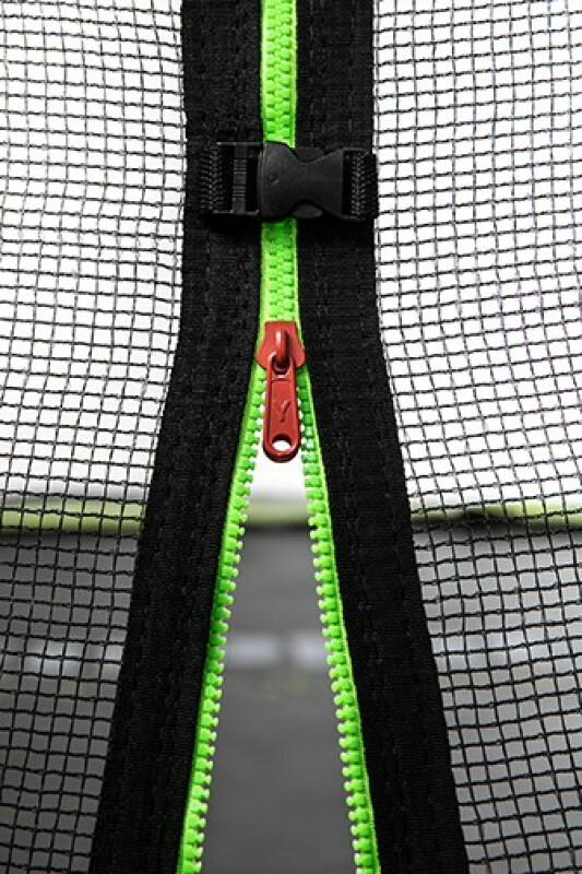Batuts ar ārējo aizsargtīklu Zipro Garden 16FT 496cm + bezmaksas apavu soma!