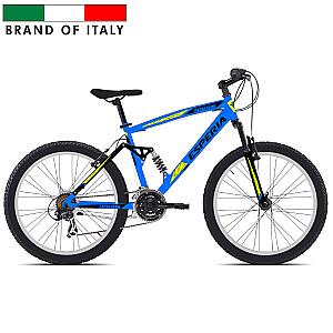 """Vīriešu kalnu velosipēds Esperia FULL 26 21V TX35 Blue (Rata izmērs: 26"""" Rāmja izmērs: 16"""")"""